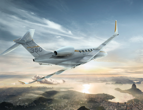 CHALLENGER 350 (WANTED)